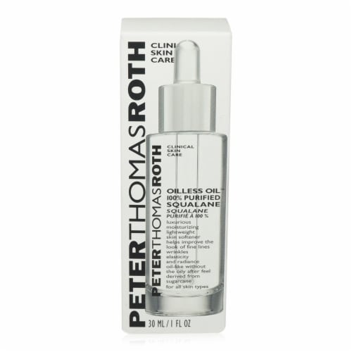 Peter Thomas Roth Purified Squalane Facial Moisturizer Perspective: front