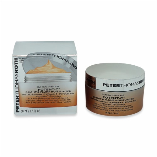Peter Thomas Roth Potent-C Bright & Plump Moisturizer Perspective: front