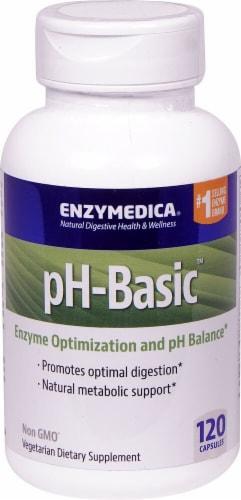 Enzymedica  pH-Basic Perspective: front