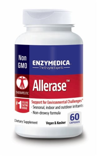Enzymedica  Allerase Perspective: front