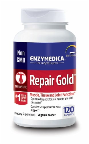 Enzymedica  Repair Gold™ Perspective: front