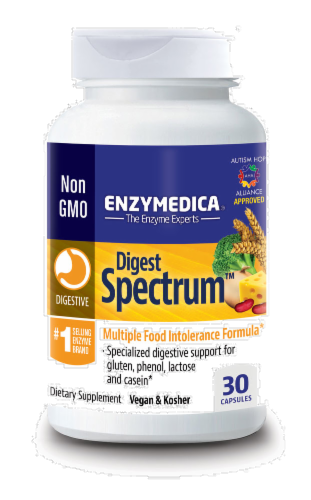 Enzymedica Digest Spectrum Complete Perspective: front