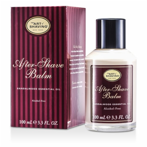 The Art Of Shaving After Shave Balm  Sandalwood Essential Oil 100ml/3.4oz Perspective: front