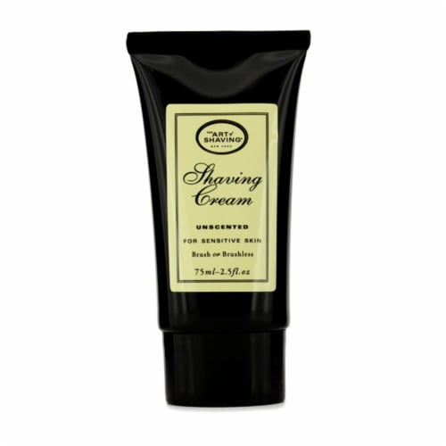 The Art Of Shaving Shaving Cream  Unscented 2.5 oz Perspective: front