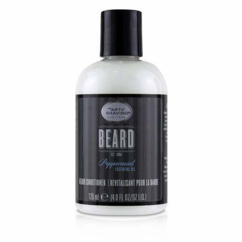 The Art Of Shaving Beard Conditioner  Peppermint Essential Oil 120ml/4oz Perspective: front