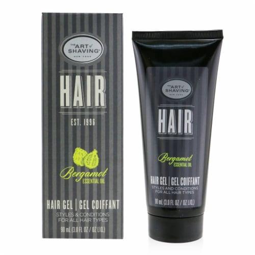 The Art Of Shaving Hair Gel  Bergamot Essential Oil (For All Hair Types) 90ml/3oz Perspective: front
