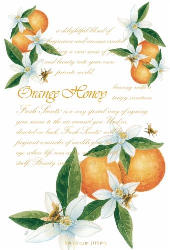 Willow Brook Orange Honey Sachet Perspective: front