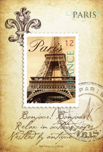 Fresh Scents™ Solid Paris Scented Sachets Perspective: front