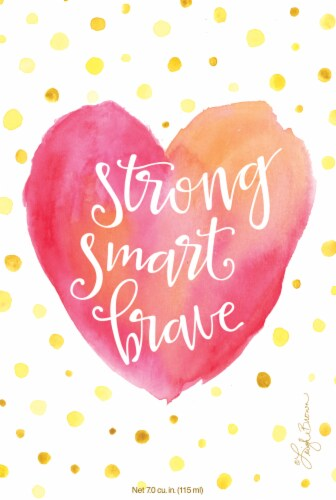 Willow Brook Strong Smart Brave Sachets Perspective: front