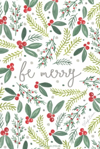 Willow Brook Be Merry Envelope Bath Sachet Perspective: front