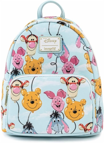 Balloon Friends Winnie The Pooh Mini Backpack Perspective: front