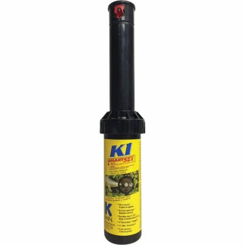 K Rain® K1 Smart Set Gear Drive Sprinkler Perspective: front