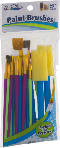 ArtSkills® Paint Brushes Perspective: front