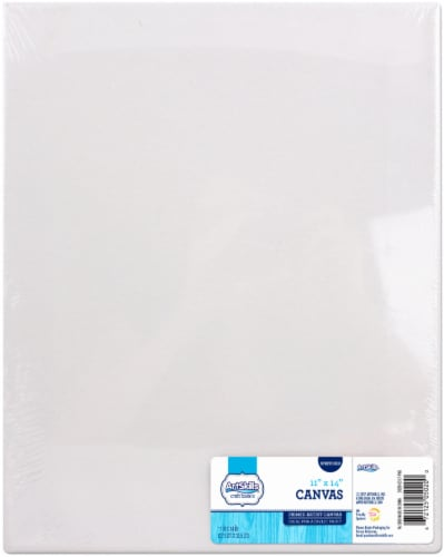 ArtSkills® Primed Artist Canvas - White Perspective: front