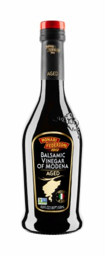 Monari Federzoni Aged Balsamic Vinegar of Modena Perspective: front