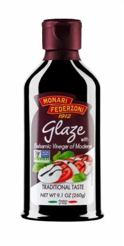 Monari Federzoni Balsamic Vinegar Glaze Perspective: front