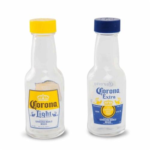 Corona Extra 35373 Corona Miniature Salt & Pepper Shaker Set Perspective: front
