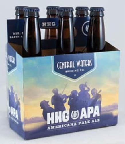 Central Waters HHG APA Perspective: front