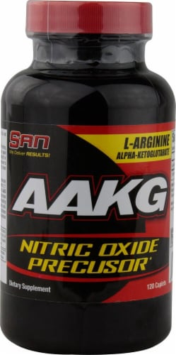 San  AAKG Nitric Oxide Precusor Perspective: front
