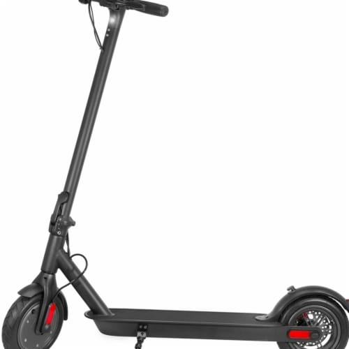 XPRIT X10157-ELECTRIC-SCOOTER 8.5 in. Electric Scooter Perspective: front