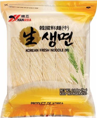 Hanasia Korean Fresh Noodles Perspective: front