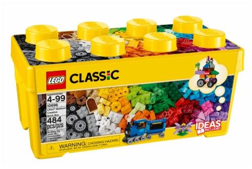 LEGO® Classic Medium Creative Brick Box Building Blocks Perspective: front