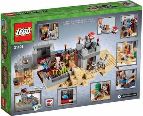 Kroger - Lego Minecraft The Desert Outpost - 519 Piece