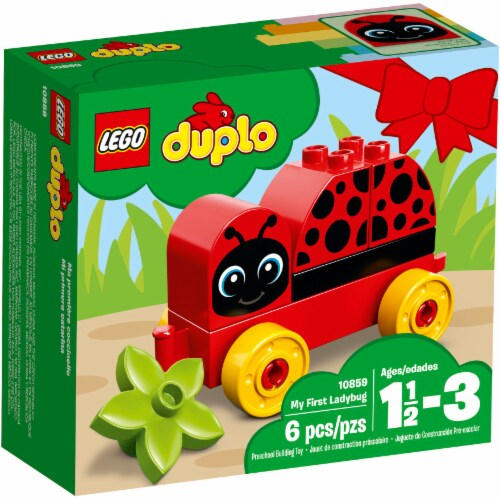 Fred Meyer Lego Duplo My First Ladybug Set