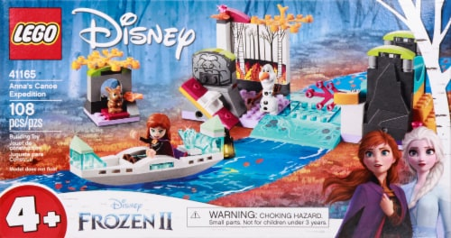 41165 LEGO® Disney Frozen 2 Anna's Canoe Expedition Perspective: front