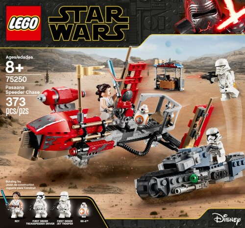 LEGO® Star Wars Pasaana Speeder Chase Perspective: front