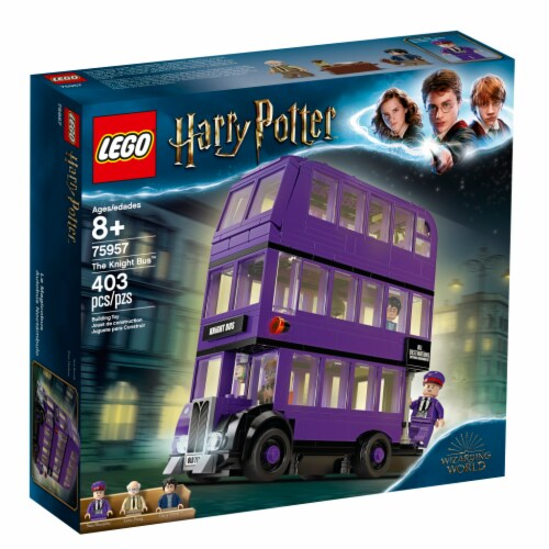 LEGO Harry Potter The Knight Bus Perspective: front