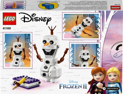 LEGO® Disney Frozen 2 Olaf Building Toy Perspective: front