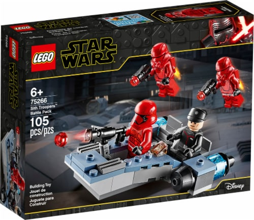 75266 LEGO® Star Wars Sith Troopers Battle Pack Building Toy Perspective: front