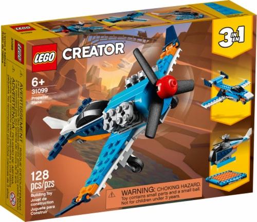 31099 LEGO® Creator Propeller Plane Perspective: front