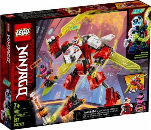 71707 LEGO® Ninjago Kai's Mech Jet Perspective: front