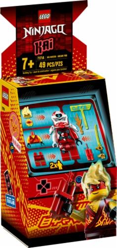 LEGO® NINJAGO® Kai Avatar Arcade Pod Building Toy Perspective: front