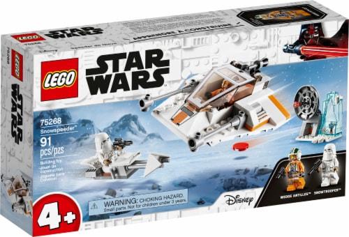 LEGO® Star Wars™ Snowspeeder Building Toy Perspective: front