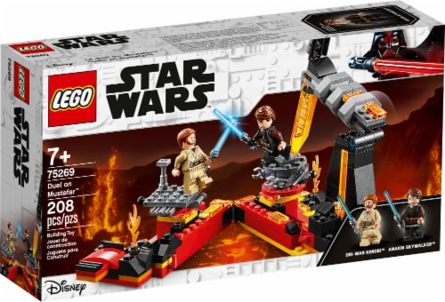 75269 LEGO® Star Wars Duel on Mustafar Perspective: front
