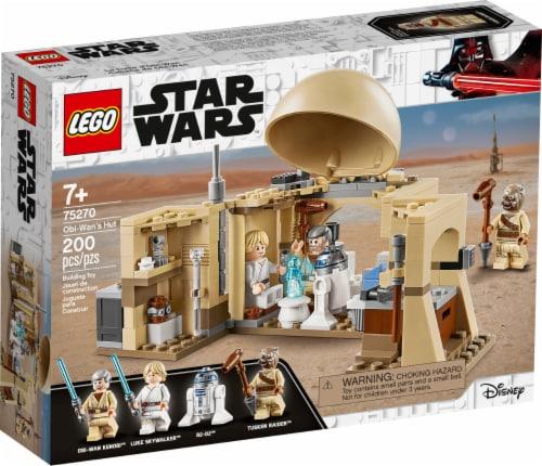 75270 LEGO® Star Wars™ Obi-Wan's Hut Perspective: front