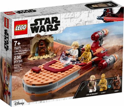 75271 LEGO® Star Wars Luke Skywalker's X-34 Landspeeder Perspective: front
