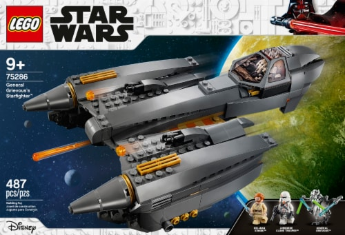 LEGO® Star Wars 75286 General Grievous's Starfighter Perspective: front