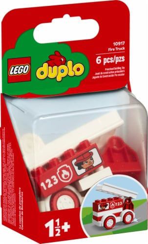 LEGO® Duplo Fire Truck Perspective: front