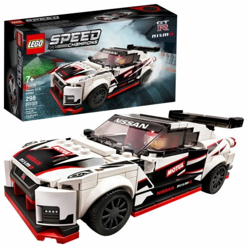 76896 LEGO® Speed Champions Nissan GT-R NISMO Perspective: front