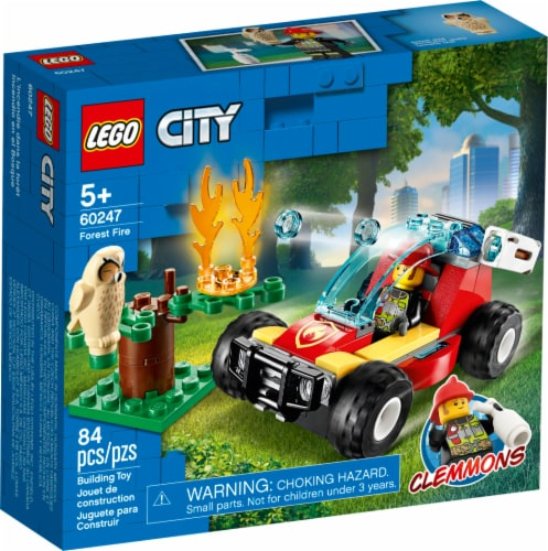 60247 LEGO® City Forest Fire Perspective: front