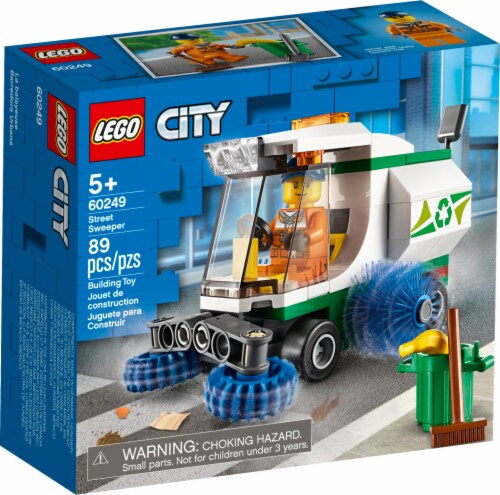 60249 LEGO®  Street Sweeper Building Toy Perspective: front