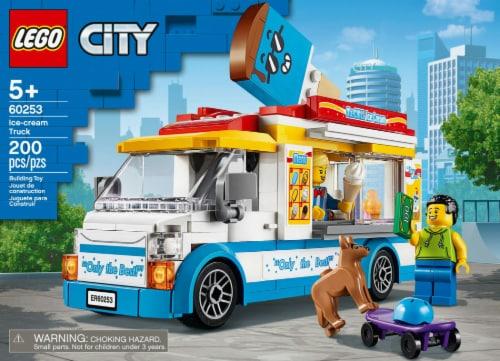 LEGO® City Ice-Cream Truck Perspective: front
