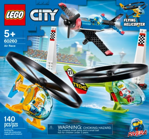 60260 LEGO® City Air Race Perspective: front