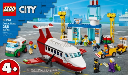 LEGO® 60261 Central Airport Perspective: front