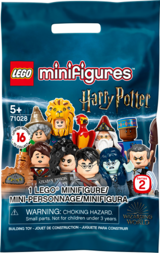 LEGO® Limited Edition Harry Potter Minifigure Blind Bag Perspective: front