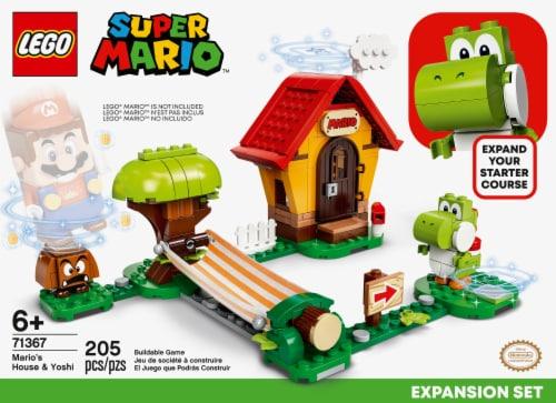 LEGO® Super Mario 71367 Mario's House & Yoshi Expansion Set Perspective: front